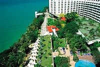 The Royal Cliff Beach Resort,Pattaya,Thailand