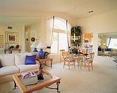 Interior Of Living Room,Las Vegas,Nevada,USA