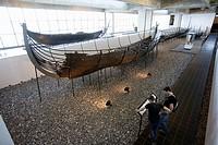 Vikingeskibs museum. Roskilde. Denmark.