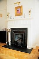 Fireplace,France