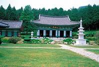 Tongdosa Temple,Gyeongnam,Korea