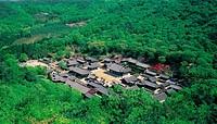 Songgwangsa Temple,Jeonnam,Korea