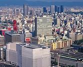 Osaka station,