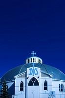 Church, Inuvik, NWT, Canada