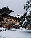 Bulguksa Temple,Gyeongju National Park,Gyeongbuk,Korea