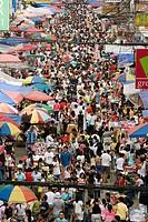 Nov. 2007. Philippines. Manila City. Carriedo District. Carriedo Street