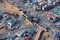 Suwon Hwaseong Fortress,Suwon,Gyeonggi,Korea