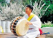 SamulnoriKorean Music Traditional Performance,Korea
