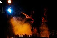 I group musical, singer, guitarist, Caxias do Sul, Rio Grande do Sul, Brazil.