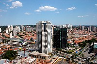 Blue Tree Towers, Support Unibanco, Avenue Roque Petroni, Vila Gertrudes, São Paulo, Brazil