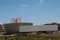 Construction, CENFORPE _ Center of Formation of Teachers of São Bernardo do Campo, São Paulo, Brazil