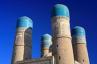 Bukhara, Uzbekistan, Chor Minor Madrassah, travel, trip, Asia, asian, Central Asia, Uzbek, Ouzbek, Islam, Islamic, Mus