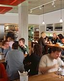 THE TABLE CAFE, 85 SOUTHWARK STREET, LONDON, SE1 SOUTHWARK + BERMONDSEY, UK, ALLIES & MORRISON ARCHITECTS, INTERIOR, CAFE INTERIOR