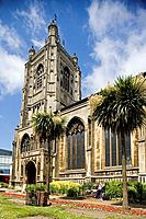 Norwich, Church of St Peter Mancroft. Norfolk, England.