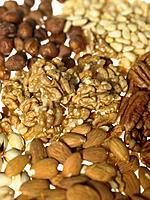 Various Mixed Nuts