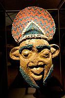 Cameroon art exhibition in Museum Rietberg, Zurich. Switzerland