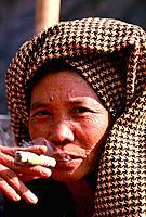 Myanmar _ Inle Lake _ Woman