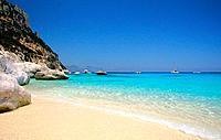 Italy _ Sardinia _ East Coast Region _ Orosei Gulf _ Cala Goloritze