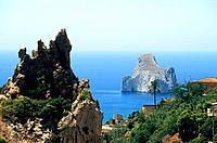 Italy _ Sardinia _ South Region _ Masua _ Pan di Zucchero