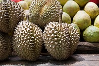 Durian fruit, close_up