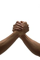 Arm wrestling, close_up