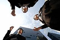 Korean Businesspeople