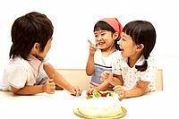 Birthday Party of Korean Kids