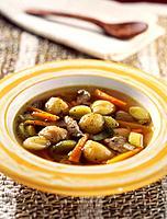 Chesrnut soup