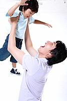 Father and Son,Korea