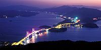 Samcheonpodaegyo Bridge,Sacheon,Gyeongnam,Korea