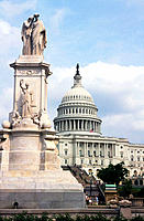 Capitol building. Washington D.C. USA