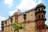 Purana Qila, Old Moghul Indian Fort, 1538 A.D. Delhi, India