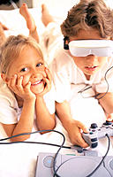 Virtual Reality, Interest, Leisure