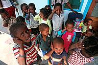 Namibia, Africa, Mount Spitzkoppe, Summer 2007, Africa, kindergarten, nursery, playschool, children, kids, african, po