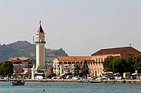 Zakhintos city on Zakhintos island Ionian islands Greece