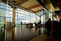 Cork City, County Cork, Ireland, Airport interior