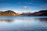 Mountains and lake, Lake District, Cumbria, England