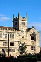Shrewsbury, Castle Gates Library, Shropshire, UK