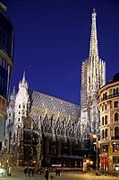 St. Stephen´s Cathedral, Vienna _ Austria Europe