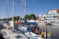 Am Strom, Rostock_Warnemuende, Baltic Sea, Mecklenburg_Western Pomerania, Germany
