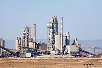 Raysut Cement in Salalah. Oman.