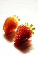 natural and healthy strawberries food meal fruit
