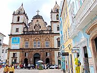 a historical center at bahia downtown