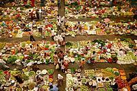 Market, Kota Bharu. Malaysia