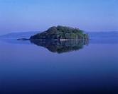 The Island of Inisfree, From W.B. Yeats Poem, Lough Gill, Co Sligo, Ireland