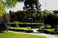 Square, Nova Petrópolis, Rio Grande do Sul, Brazil