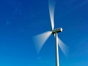 Canada Ontario Tiverton wind turbines used for generating electricity