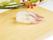food, plate, spotty belly greenling, decoration, food styling, cuisine, sushi plate