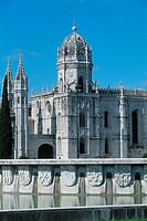 Portugal _ Lisbon _ Mosteiro dos Jeronimos