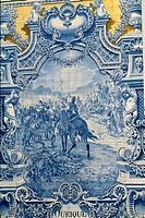 Portugal _ Lisbon _ Azulejos